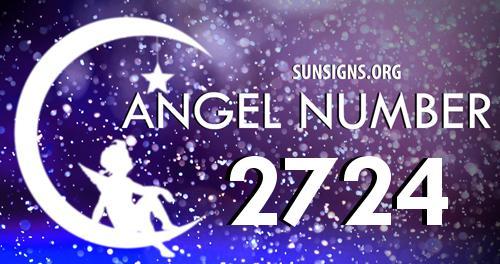 angel number 2724