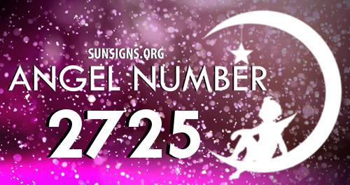 angel number 2725
