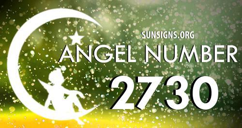 angel number 2730
