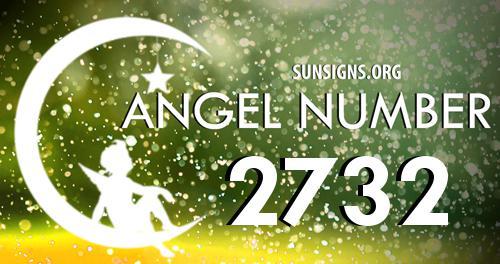 angel number 2732