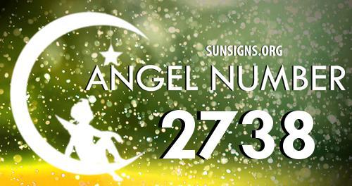 angel number 2738