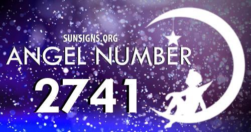 angel number 2741