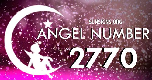 angel number 2770
