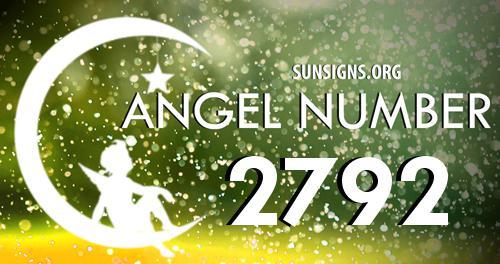 angel number 2792