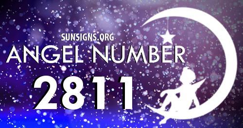 angel number 2811