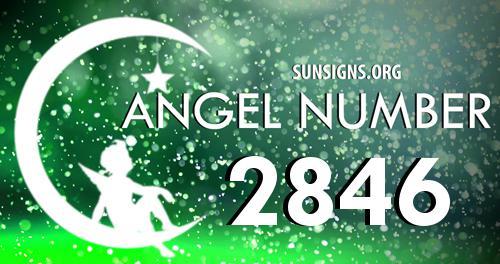 angel number 2846