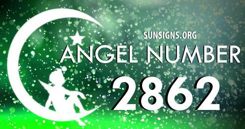 angel number 2862