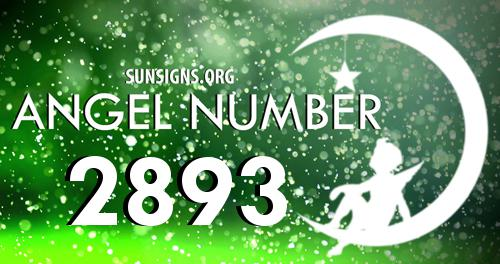 angel number 2893