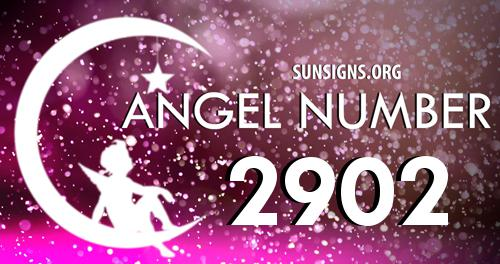 angel number 2902