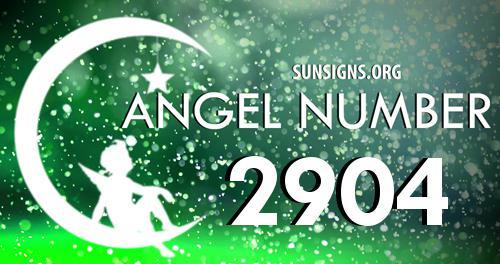 angel number 2904