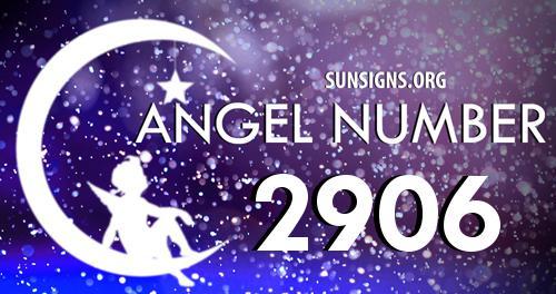 angel number 2906