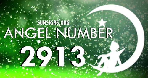 angel number 2913