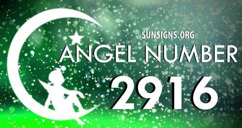 angel number 2916