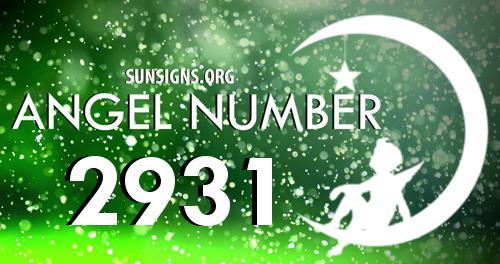 angel number 2931