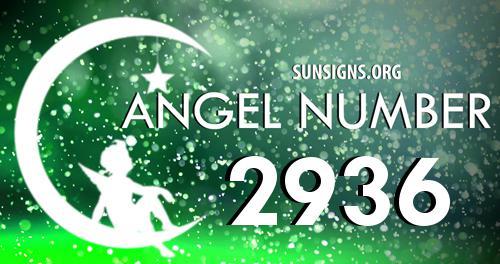 angel number 2936