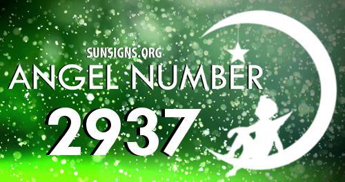 angel number 2937