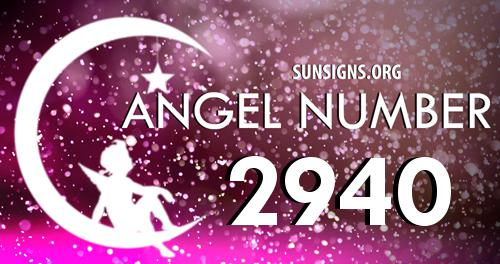 angel number 2940