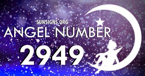 angel number 2949