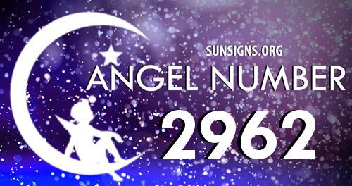 angel number 2962