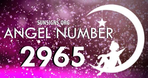 angel number 2965
