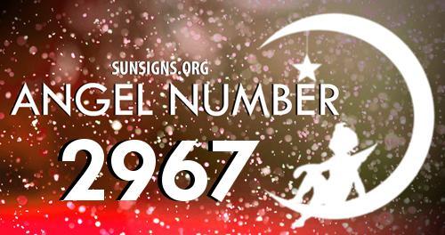 angel number 2967