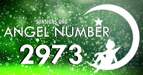 angel number 2973