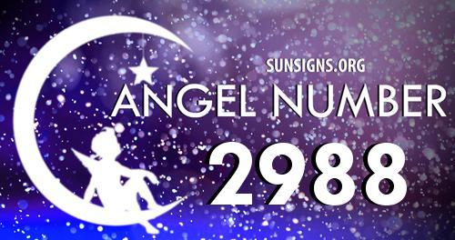 angel number 2988