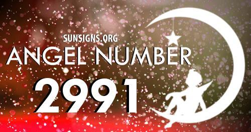 angel number 2991
