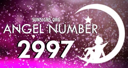 angel number 2997