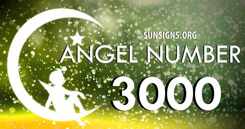 angel number 3000