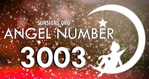 angel number 3003