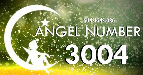 angel number 3004