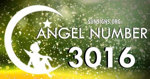 angel number 3016