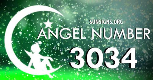 angel number 3034