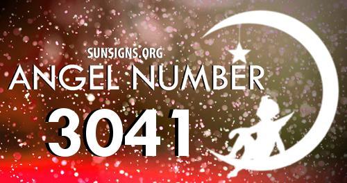 angel number 3041
