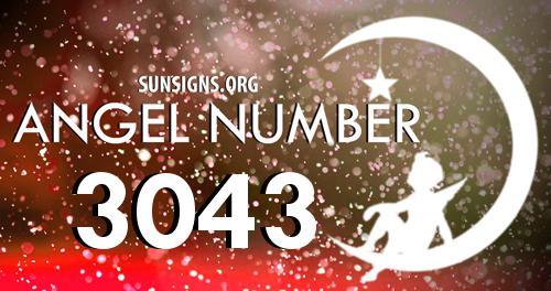 angel number 3043