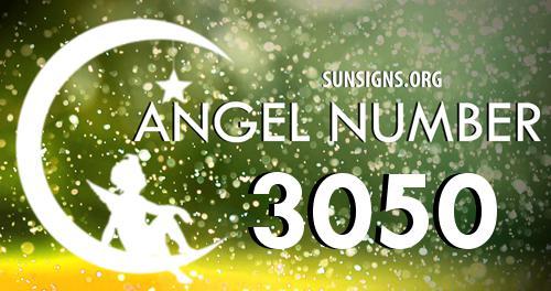 angel number 3050