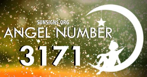 angel number 3171