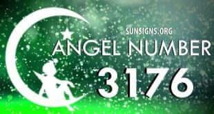 angel number 3176