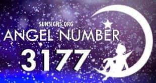 angel number 3177
