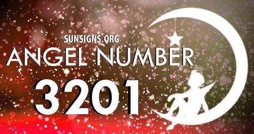 angel number 3201