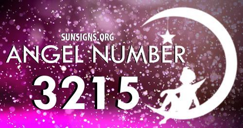 angel number 3215