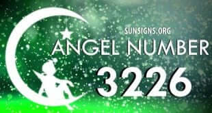 angel number 3226