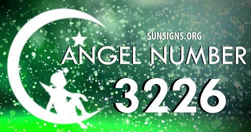 angel number 3226