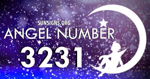 angel number 3231