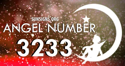angel number 3233