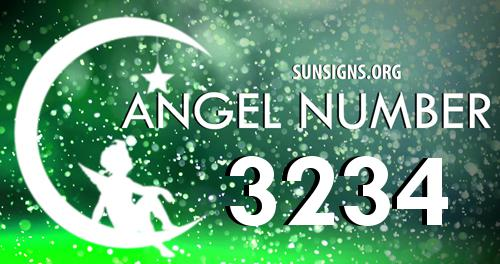 angel number 3234