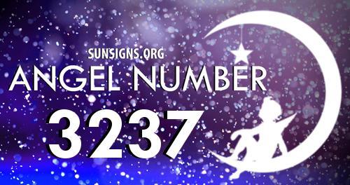 angel number 3237
