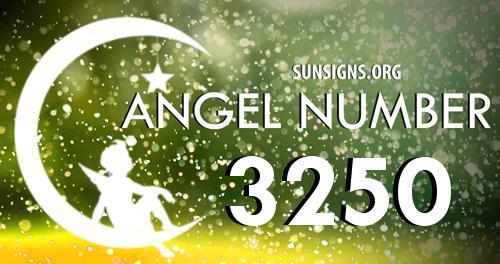 angel number 3250