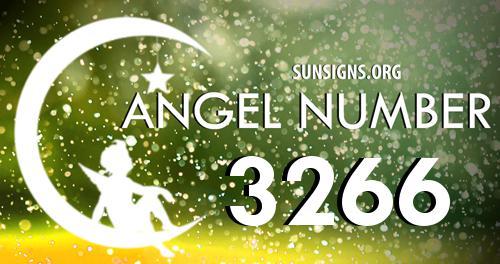 angel number 3266